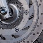 Brake disk — Stock Photo #12799165