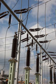 Electric distribution — Stock Photo