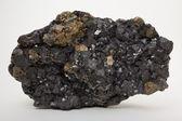 Sphalerite - main ore of zinc — Stock Photo