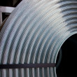Steel plate — Stock Photo