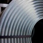 piastra in acciaio — Foto Stock