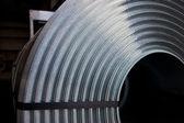 Steel plate — Stock Photo