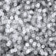 Silver Sparkling Background - Foto Stock