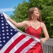 4th of July - Stock Photo