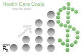 Health Cost — Stock Photo