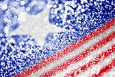 Patriotic American Flag Background — Stock Photo