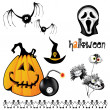 Halloween — Stock Vector #16204251