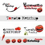 Tomato ketchup — Stock Vector #36899861