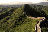 The Great Wall of China — 图库照片