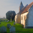 Stock Photo: St Bartholomew, Chalvington, East Sussex