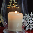 Royalty-Free Stock Photo: Christmas Candles