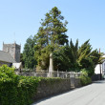 St. Dogfan, Llanrhaeadr-Ym-Mochnant — Stock Photo #30469569