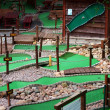 Foto de Stock  : Mini-golf