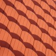 Stock Photo: Roof tiles background