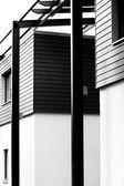 Townhouse detail — Stock Photo