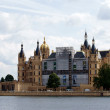 Schwerin Castle — Stock Photo