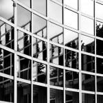 Mirror facade — Stock Photo #34277413