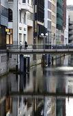 ハンブルク市内中心部 — ストック写真