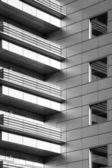 Moderne balkone — Stockfoto