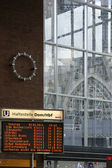 Cologne Central Station — Stock Photo