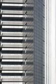 Moderní balkony — Stock fotografie