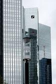 Banca tedesca — Foto Stock