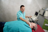 Medical examination — Stock Photo