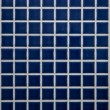 Blue tiled wall — Stock Photo