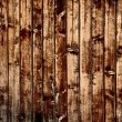 Stock Photo: Dark brown planks
