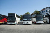 Parada de autobús — Foto de Stock