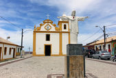 Arraial Dajuda - Historical City in Bahia - Brazil — Stock Photo