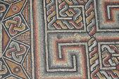 Church of the Nativity mosaic floor — Stock Photo