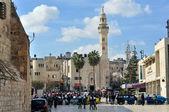 Mosque of Omar in Bethlehem — Stock Photo