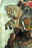 St. George the Victorious in Bethlehem — 图库照片