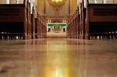 Kościół franciszkański klasztor i świętej katarzyny — Zdjęcie stockowe