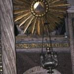 Church of the holy Sepulchre, Jerusalem — Stock Photo #20087483