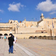 Jerusalem wailing wall — Stock Photo #22395417