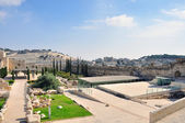 Old Jerusalem Temple Mount — Stock Photo