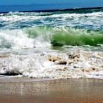 Wave splash — Stock Photo #16017425