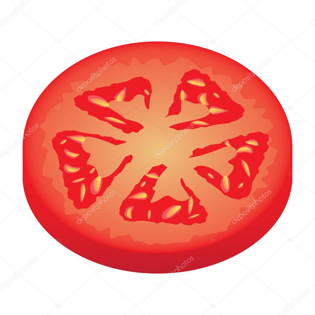 Sliced Tomato     Stoc...