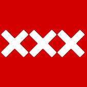 Icono de xxx — Vector de stock