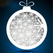 Christmas Globe — Stock Vector #20384173