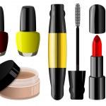Make up set — Stock Vector #26753239