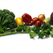 Fresh vegetables — Stock Photo #13619214