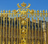 Royal Gate at Versailles — Stock Photo