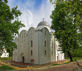 Boris and Gleb Cathedral in Chernigov, Ukraine — Fotografia Stock