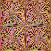 Seamless Retro Geometric Pattern — Stock Photo