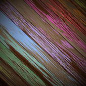 Grunge background with colored planks — Foto de Stock
