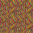 Lines seamless colorful pattern. — Stock Photo