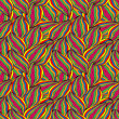 Lines seamless colorful pattern. — Stock Photo #34545517